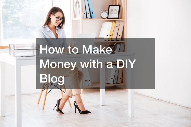 How to Make Money with a DIY Blog